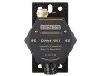 Электронные расходомеры с дисплеем Eurosens Direct I