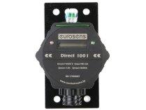 Расходомеры автономные с дисплеем без импульсного выхода Eurosens Direct A I