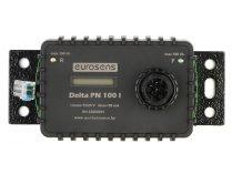 Расходомеры дифференциальные автономные с дисплеем и импульсным выходом Eurosens Delta PN A I