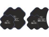 Пластыри Термопресс для холодной вулканизации (диагональные легковые/грузовые)