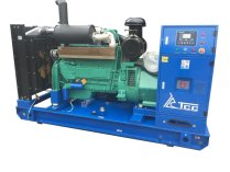 Дизельные генераторы TCC Стандарт 200 кВт