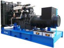 Дизельные генераторы TCC Стандарт 640 кВт