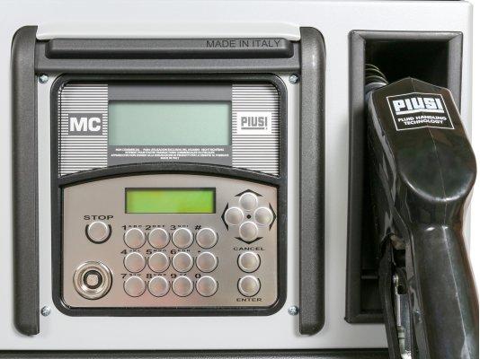 Мобильная АЗС PIUSI CUBE 70 MC120 UT арт. F0059415B