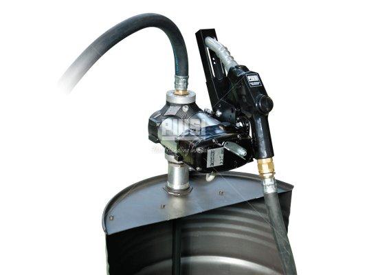 Мобильная АЗС Piusi DRUM Bi-Pump 12V, арт: F0022201A.