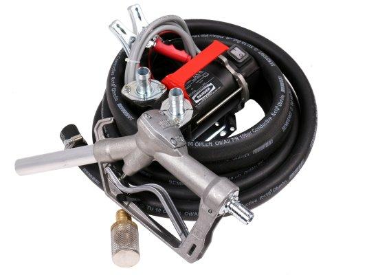 Мини ТРК для перекачки ДТ PIUSI Battery Kit 3000/12 V арт. F0022500C