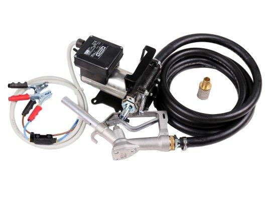 Мини ТРК для перекачки ДТ PIUSI Battery Kit Panther 24/12 V арт. F0034103C