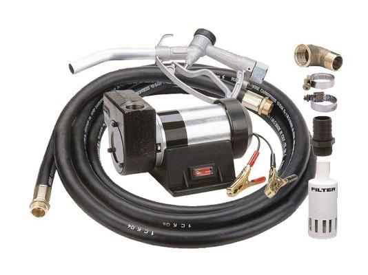 Мобильный комплект для ДТ Gespasa Diesel Battery Kit 45 (Gespasa Kit Batteria 45) на 24V. 24 Вольт