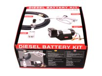 Gespasa Diesel Battery Kit 45 на 12V (Gespasa Kit Batteria 45 на 24V)