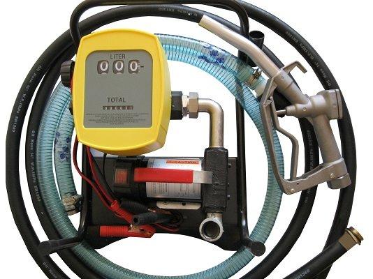 Мини АЗС для дизельного топлива Petroll Orion на 12V
