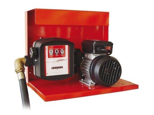 Заправочная колонка цена Gespasa S-50 на 220 Вольт + панель