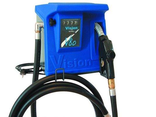 Мини АЗС для дизельного топлива Adam Pumps Vision 80