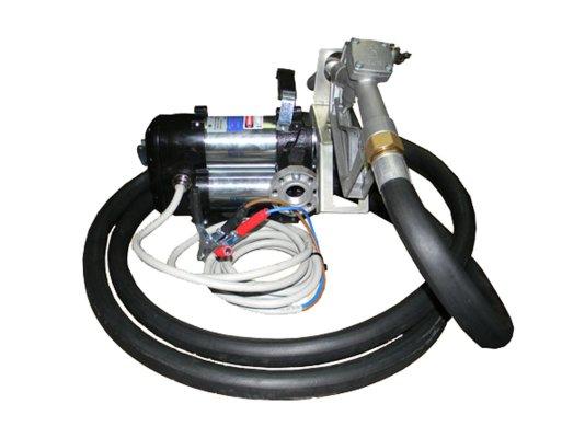 Мини АЗС для дизельного топлива Benza 22-24-80