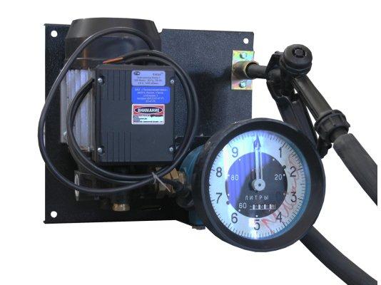 Минизаправка ДТ Benza 24-24-57ППО25, со счётчиком ППО, погрешность 0,5%.