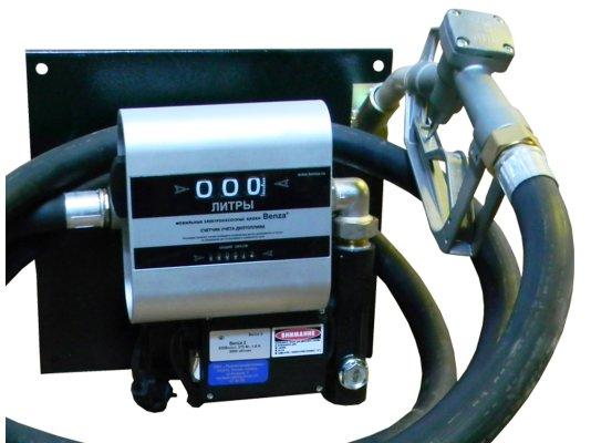 Минизаправка ДТ Benza 24-24-80
