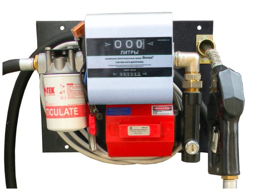 Минизаправка ДТ Benza 24-24-80Ф