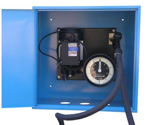 Заправочная колонка для перекачки дизельного топлива Benza 25-12-80ППО25