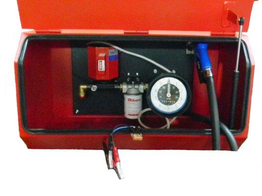 Заправочный комплекс для дизельного топлива Benza 27-12-57Ф
