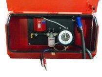 Заправочный комплекс для дизельного топлива Benza 27-24-57ППО25