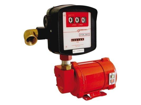 Бензиновая колонка Gespasa SAG-500, 220V.