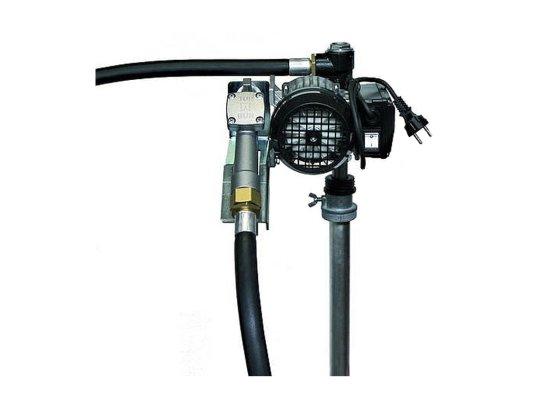 Минизаправка для дизельного топлива Adam Pumps Drum-Tech 60