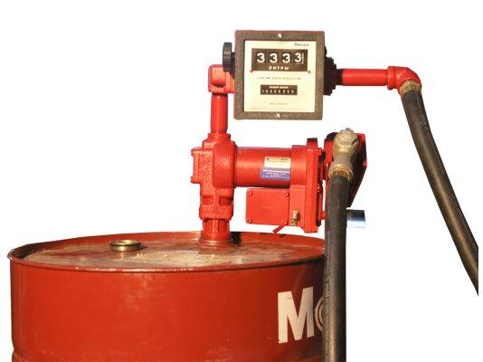 Бензиновая колонка Benza 33-12-75
