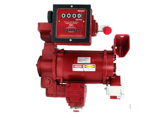 Бензиновая колонка Benza 33-220-114