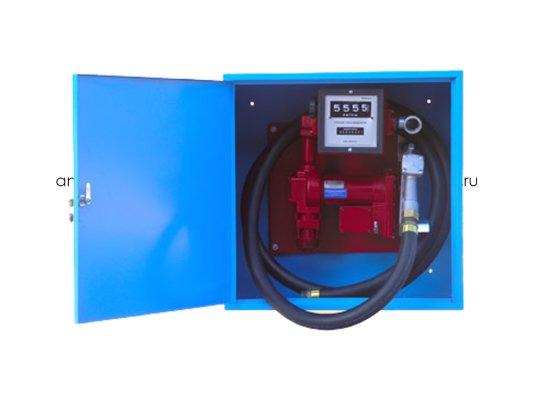 Мини АЗС для бензина Benza 35-24-75 в металлическом ящике
