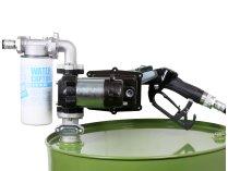 Заправочная колонка для бензина PIUSI DRUM EX50 12V DC ATEX + автоматический пистолет арт. F00372010