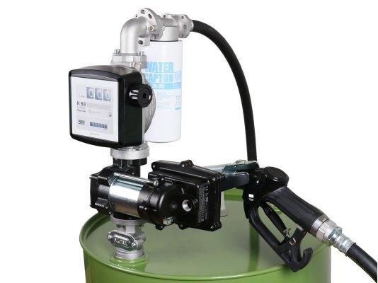 Заправочная колонка для бензина DRUM EX50 230V + K33 ATEX + автоматический пистолет арт. F00376010