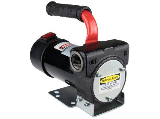 Насос для топлива Benza-21-12-40, на 12 Вольт.