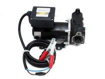 Насос для топлива Benza-21-12/24-45/57, с питание 12 и 24 вольт одновременно.