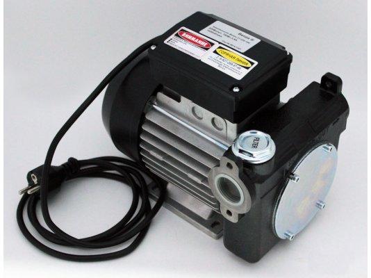 Насос для топлива Benza-21-220-100, на 220 В. 100 литров в минуту.