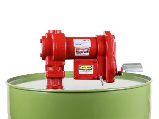 Насос для бензина Benza 31-12-57, 12 В, 57 литров в минуту.