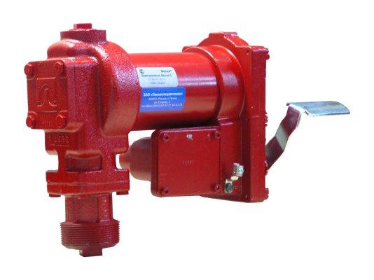 Насос для бензина Benza 31-24-75, 24 В, 75 литров в минуту.