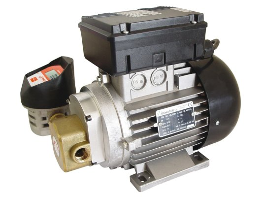 Насос для масла со счетчиком Gespasa SEA-88 (0.74 кВт)