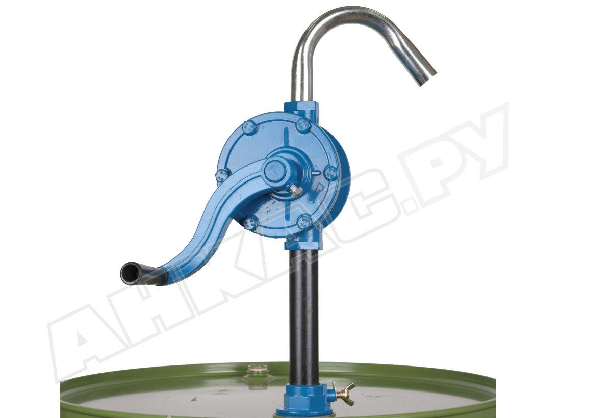 Сделать ручной насос для откачки воды своими руками