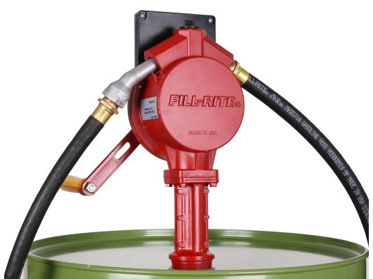 Ручной насос для топлива со счётчиком 112CL Tuthill Fill-Rite