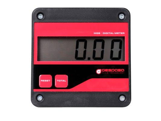 Электронный счетчик дизельного топлива и масла MGE-110 Gespasa