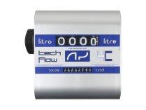 Механические счетчики топлива Adam Pumps Tech flow 4C