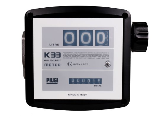 Счётчик бензина K33 ATEX PIUSI