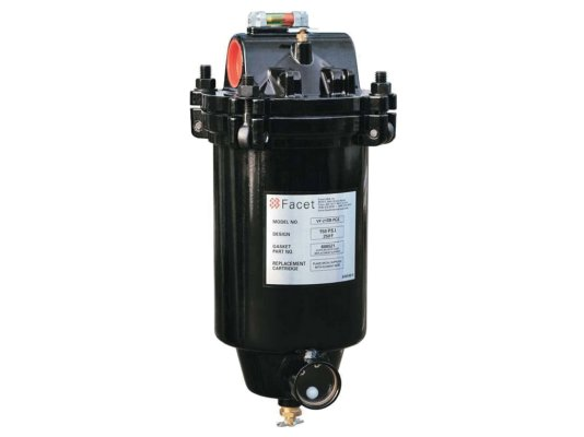 Фильтр топливный сепаратор Facet VF21SB