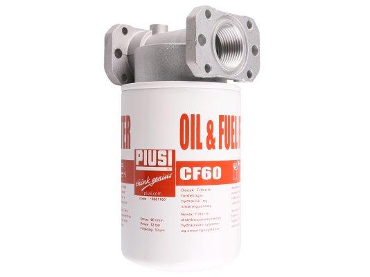 Фильтр для топлива и масла Piusi 60 л/мин, 10 мкм, арт: F0777200A.