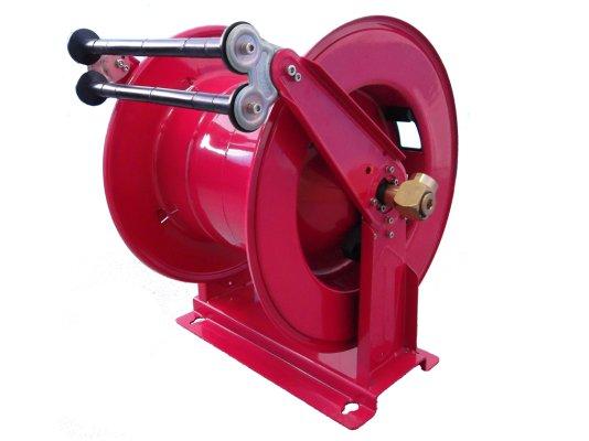 Катушка для топливного шланга RP 40 метров, Ø 3/4 дюйма- 20 мм, для бензина, дизельного топлива