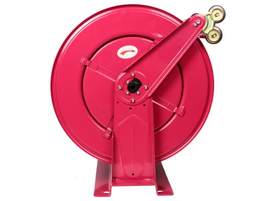 Катушка для топливного шланга RP 30 метров, Ø 1 дюйм- 25 мм, для бензина, дизельного топлива