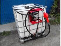 Мобильный топливный модуль Nano 12 Вольт, для дизельного топлива