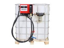 Мобильная АЗС для дизельного топлива Nano hit-56 на 220 Вольт (с фильтром-сепаратором FG-100)