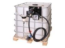 Мобильная АЗС для дизельного топлива Nano plus-56 на 220 Вольт с фильтром-сепаратором