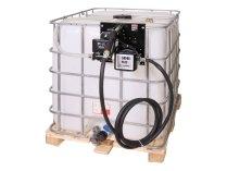 Мобильная АЗС для дизельного топлива Nano plus-56 на 220 Вольт