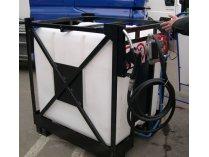 Мобильная АЗС для дизельного топлива STAR-45 на 24 Вольт