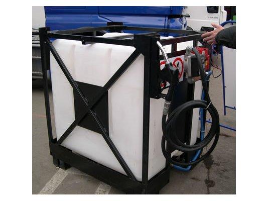 Мобильный заправочный модуль для дизельного топлива Liberty-70 на 12 и 24 Вольт